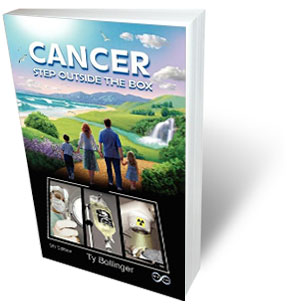 Cancer - Step Outside the Box - Cancer Cure Book